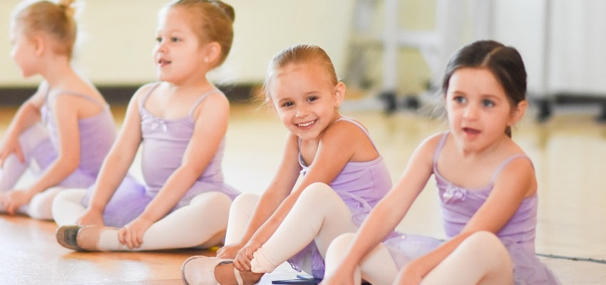 Broadway Babies Toddler Dance Class
