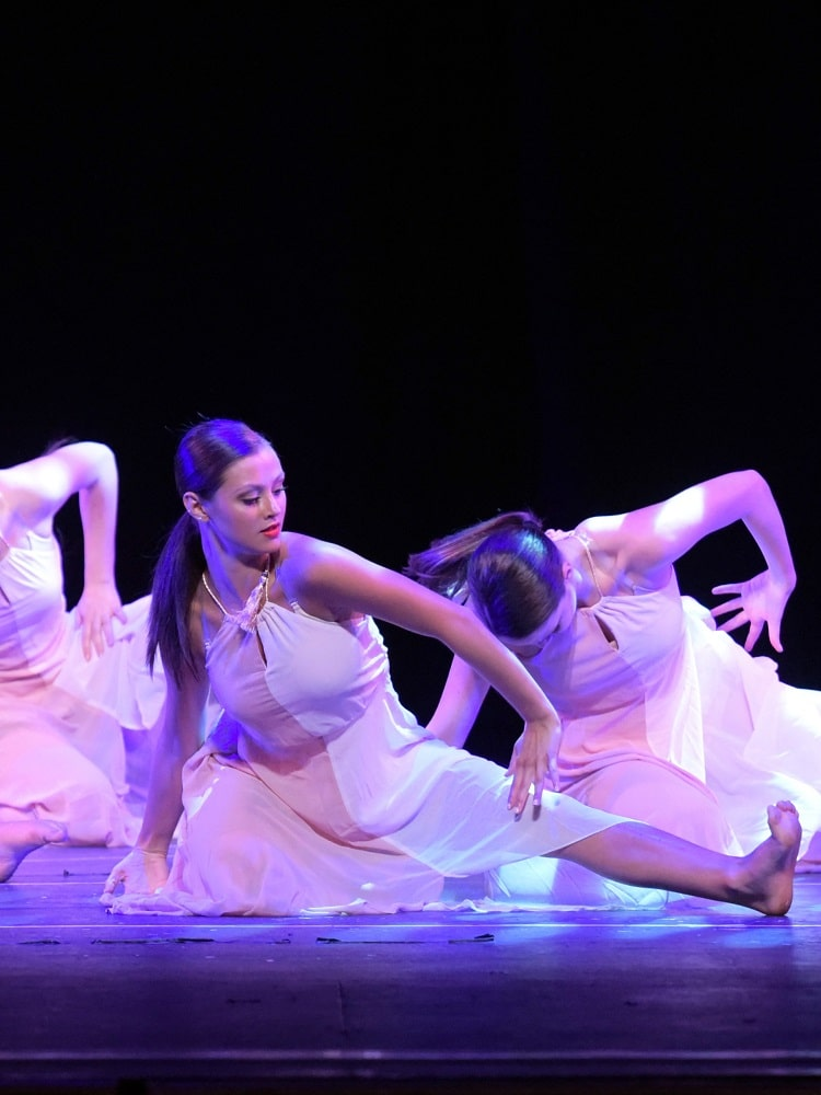 Contemporary Dance at Encore Dance Center