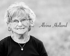 Alvina Holland