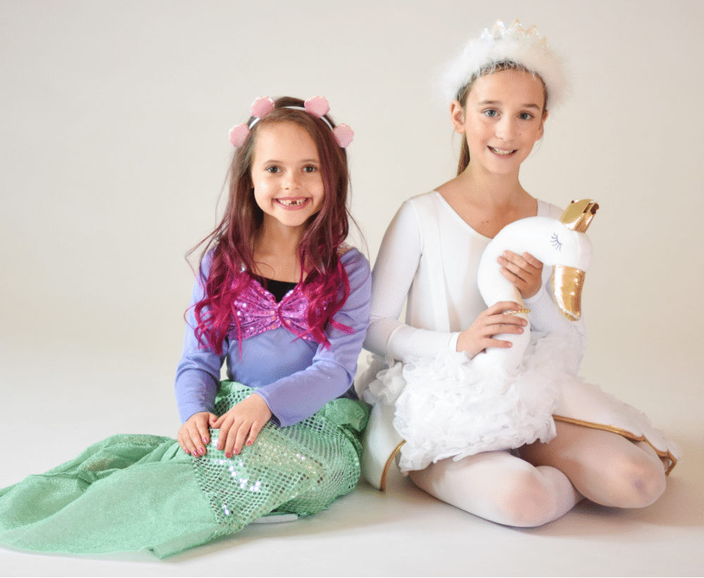 Magical Mermaids & Shimmery Swans Summer Camp
