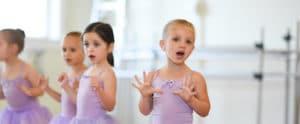Creative Movement for Preschoolers