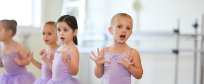 Creative Movement for Preschoolers