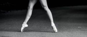 Pre-Pointe Dancer