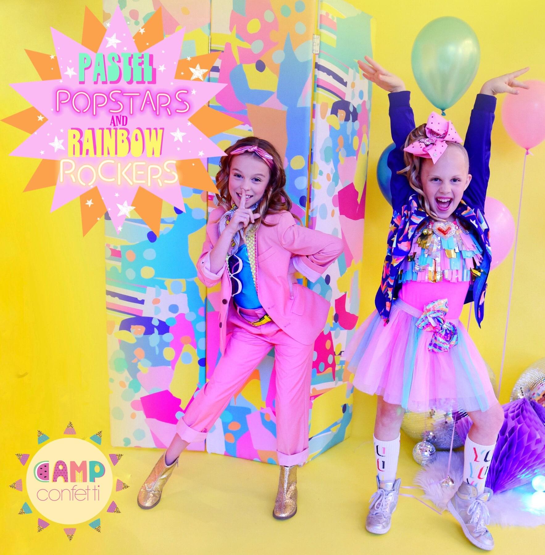 Fairy Garden Dance Camp