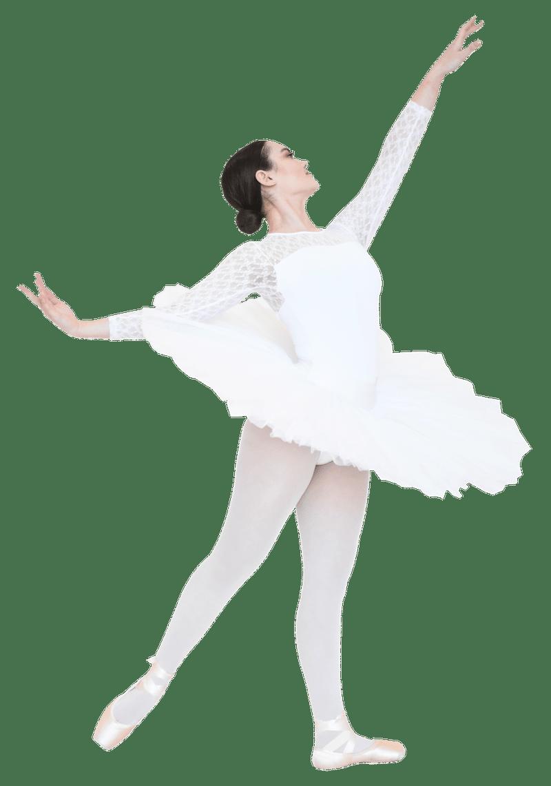 Encore Dancer in White